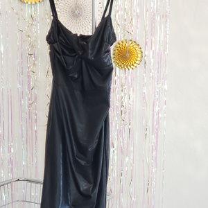 Stop Staring Little Black Dress, Size L